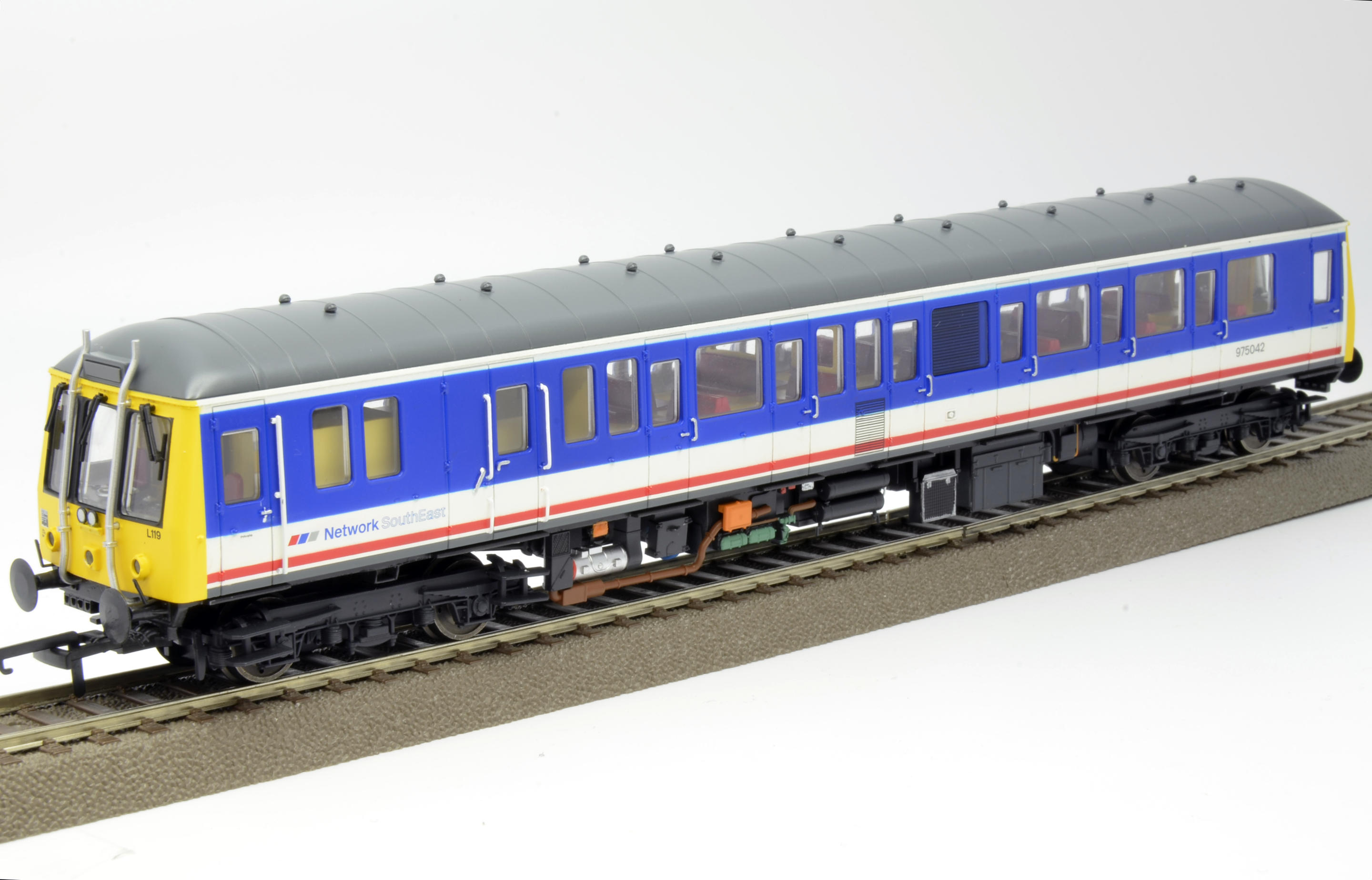Dapol 4D-015-006 Network Southeast Route learning car