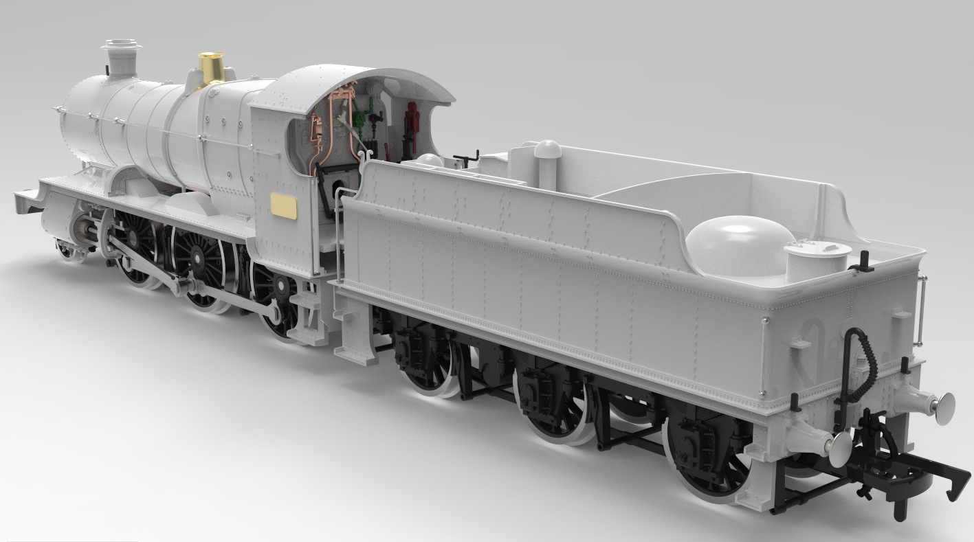 Dapol OO 63XX Mogul (Early type)